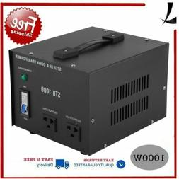 1000W Watt USB Voltage Converter Transformer Step Up Down AC
