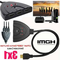 1080p 4k hdmi port male to 3
