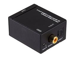 Monoprice 108127 R/L Stereo Audio to Digital Coax and Optica