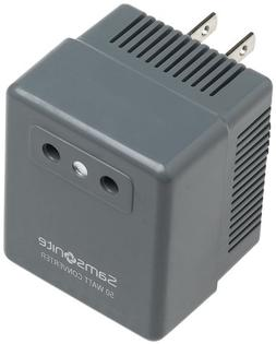 Samsonite 50 Watt 110/120 V to 220/240 V Converter