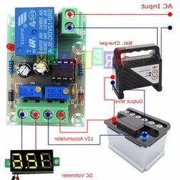 12V Charger Charging Control Module Lithium / Lead Battery P