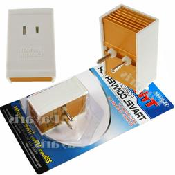 1600W Step Down Travel Voltage Converter 220 to 110V US Powe