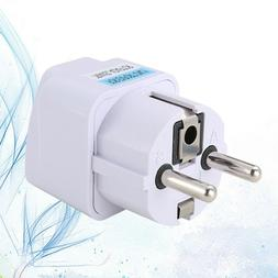 1PC European Power Adapter Universal Travel Converter for Ge