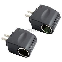 2 HOT! NEW AC/DC to 12V DC Adapter Charger Converter For iPh