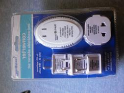 2 Travel Smart by Con Air International Converters