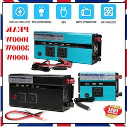 3000W/4000W Car Home Power Inverter DC to AC Sine Wave Conve