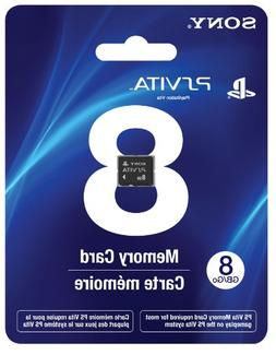 8GB PlayStation Vita Memory Card