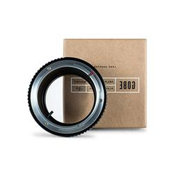 Fotodiox Lens Mount Adapter - Canon FD & FL 35mm SLR lens to