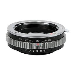 Fotodiox Pro Lens Mount Adapter - Sony Alpha A-Mount  DSLR L