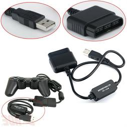 HDE Controller Adapter PlayStation 2 to USB for Sony PlaySta