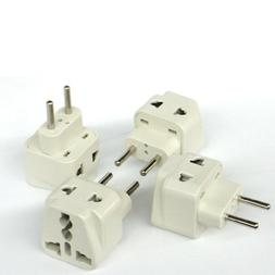 Most Europe, Turkey Universal 2 In 1 Travel Plug Adapter Gro