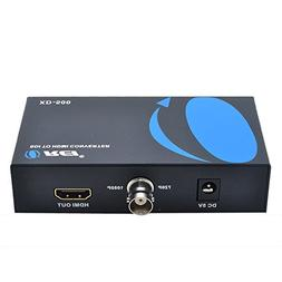 OREI XD-500 SDI to HDMI Converter up to 1080p - Supports HD-