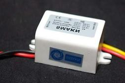 SMAKN® DC/DC Converter 12v Step Down to 9V/2A Power Supply