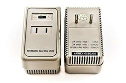Simran 1875 Watts International Travel Voltage Converter For