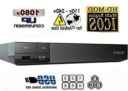 Sony Multi Zone Region Free Blu Ray Player - PAL/NTSC Playba