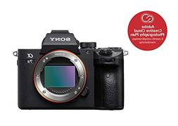 Sony a7 III Full-Frame Mirrorless Interchangeable-Lens Camer