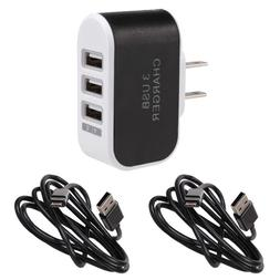 AC House Electric Wall Outlet To USB Socket Adapter Fast Rap