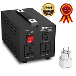 SEYAS 500W Auto Step Up & Step Down Voltage Transformer Conv