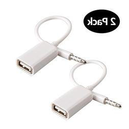 aux usb adapter male
