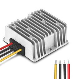 AweKing Waterproof DC/DC 12V Step Up to 19V 6A 114W Voltage