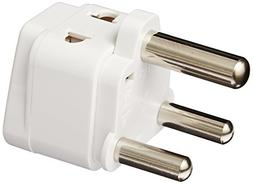CVID BA-10LA Grounded Universal 2 in 1 Plug Adapter Type M f
