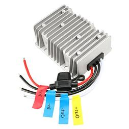 NEW Big-Size DC 48V Step-down to 12V 30A 360W Waterproof DC