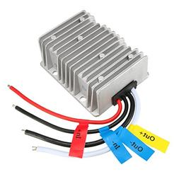 NEW BIG-SIZE Waterproof DC 24V to 13.8V 40A 552W Step-down C