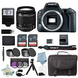Canon EOS Rebel SL2 Bundle With EF-S 18-55mm f/4-5.6 IS STM