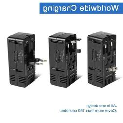 CLEARANCE !!! GJT 1875W Travel Converter Adapter Combo Inter