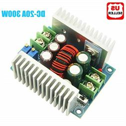 dc dc converter 20a300w step down buck