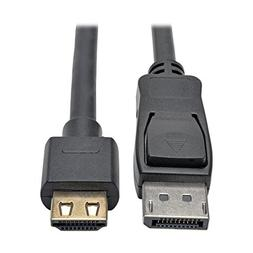 Tripp Lite DisplayPort 1.2a to HDMI Adapter Cable, Active wi