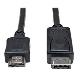 Tripp Lite DisplayPort to HD Cable Adapter , 3-ft.