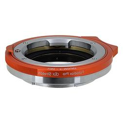 Fotodiox DLX Series Stretch Adapter w/Back Focus and Macro F