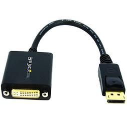 DP2DVI2 Display Port to DVI Video Adapter Converter