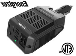 Energizer EN100 Ultra Compact DC to AC 100W Direct Plug-in P