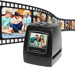 Film Scanner 35mm 135mm Slide Film Converter Photo Digital I