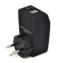 Ceptics Universal to Israel Travel Adapter Plug -Type H - 4