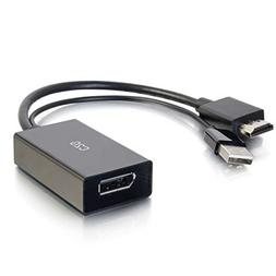 C2G HDMI to Displayport Converter - 4K HDMI to DisplayPort A