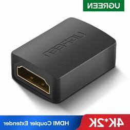 UGREEN HDMI Female to Female Adapter Coupler Connector Conve