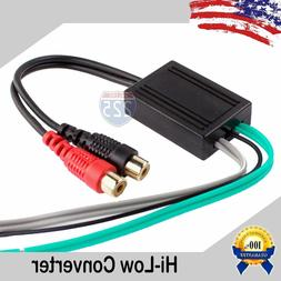 high to low compact line output converter