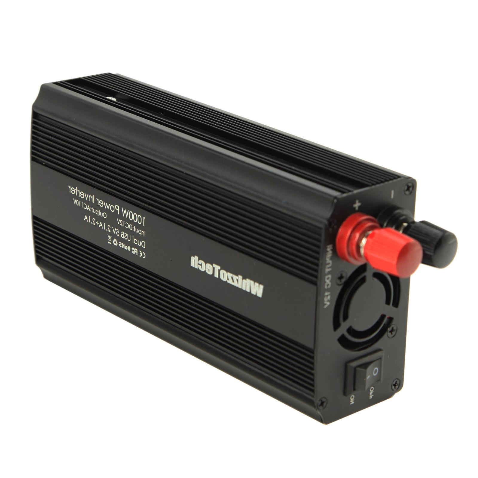 1000W Inverter To AC AC