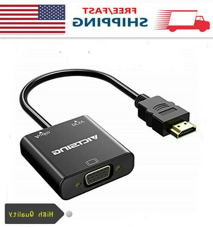 1080p active hdmi to vga adapter