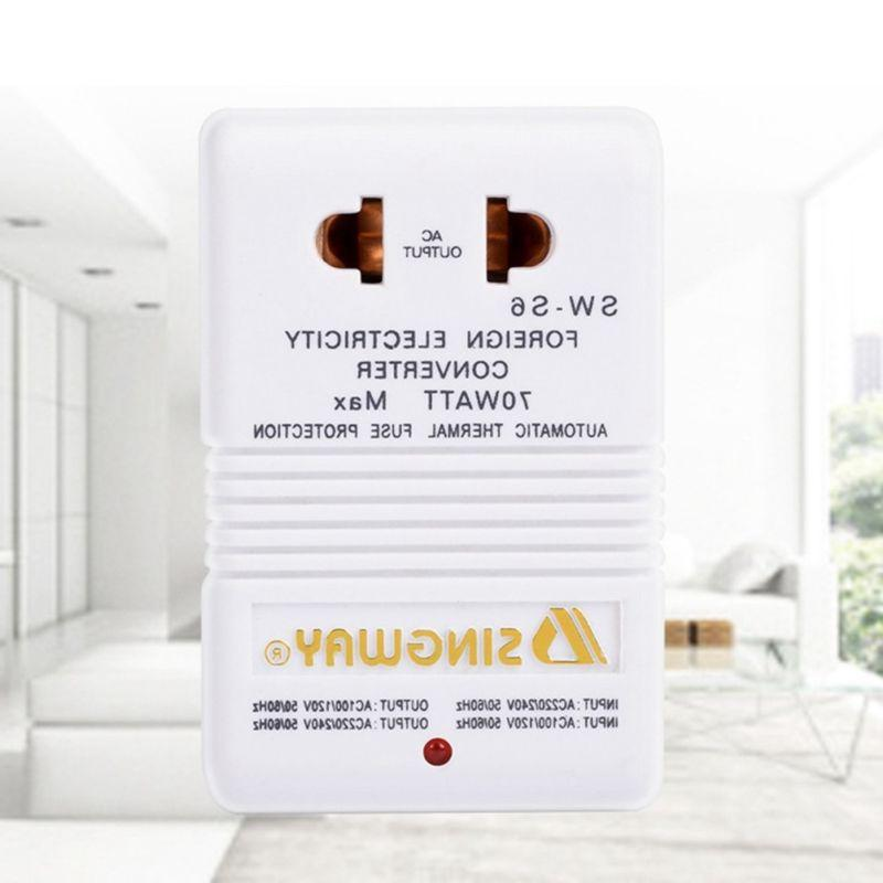 & Down 70W Watt Transformer Travel White