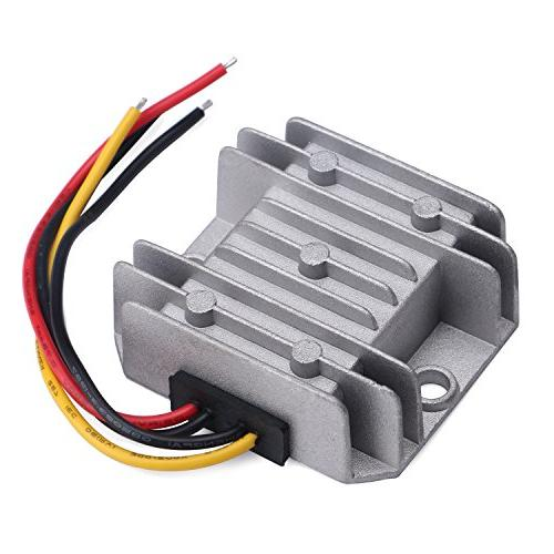 12 DROK Waterproof DC-DC Voltage 24V to 12V to Power