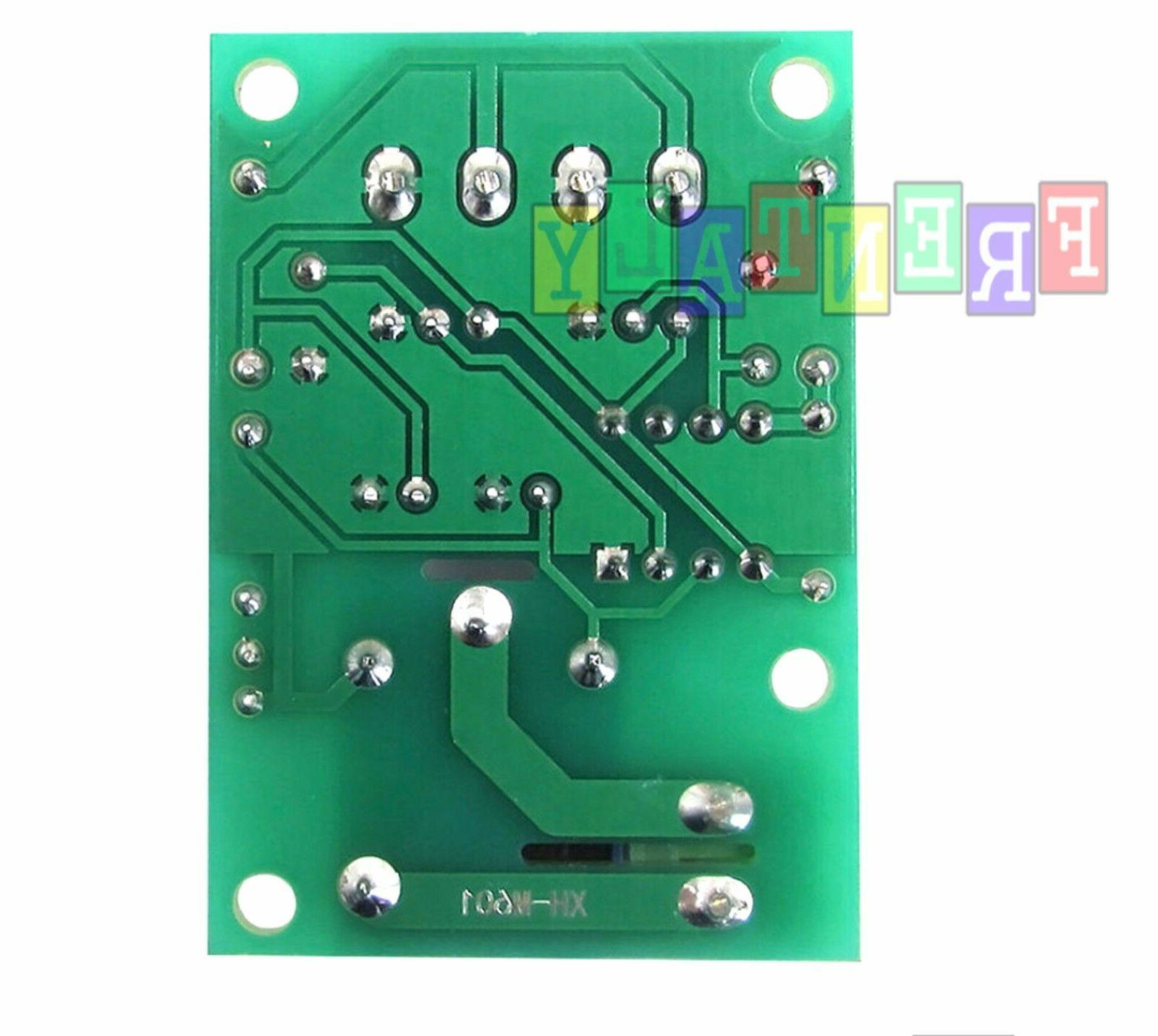 12V Charger Battery Protection Board