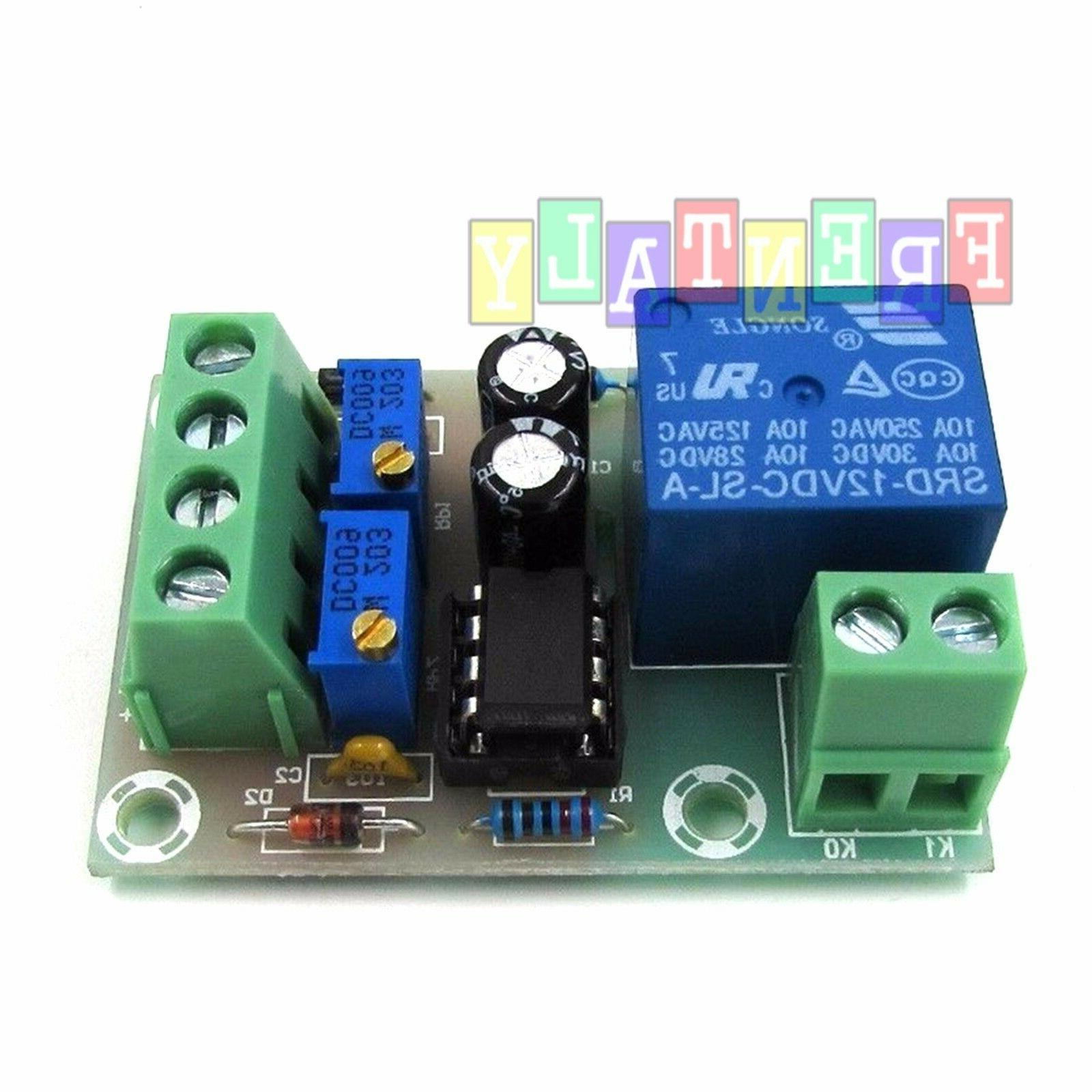 12V Charger Charging Module Battery Protection