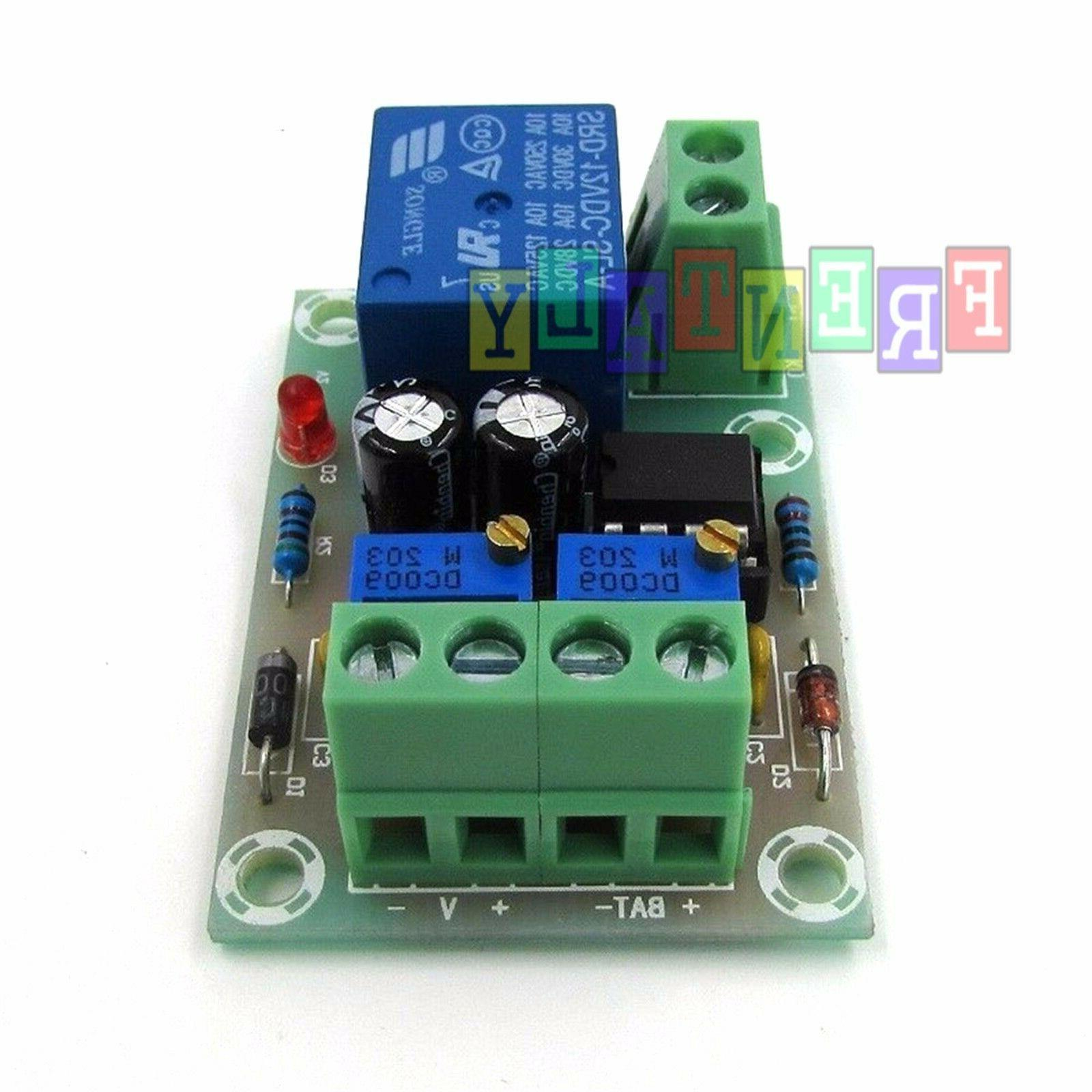 12V Charger Module Lithium Lead Battery Protection Board