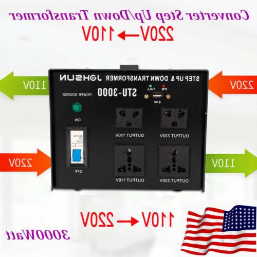 Up&Down 110V to to 110V