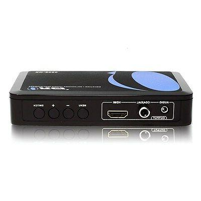 Orei XD-2000 Premium 1080p Dual HDMI PAL to NTSC Video Conve