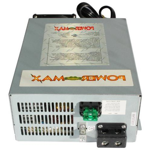 Powermax 110 Volt to 12 Volt DC Power Supply Converter Charg